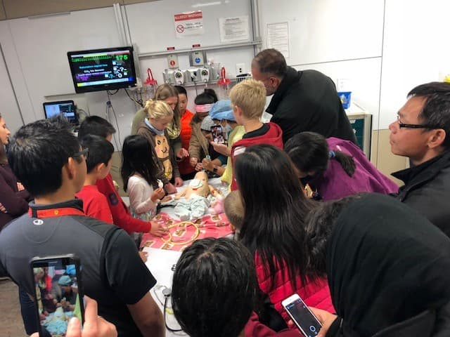 KidSIM at Alberta Children's Hospital