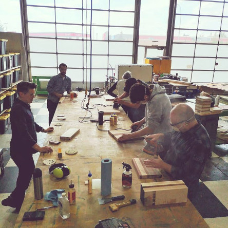 Fuse 33 Makerspace