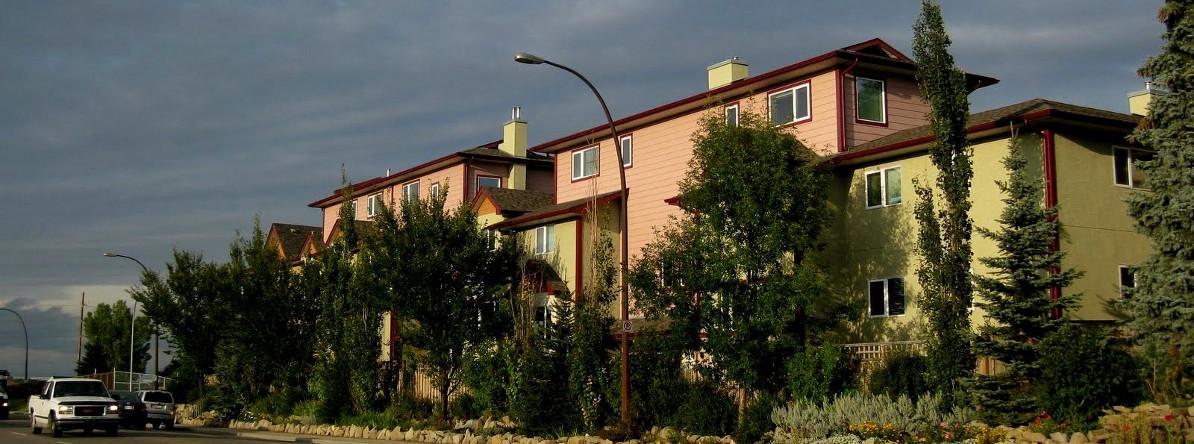 Prairie Sky Co-housing